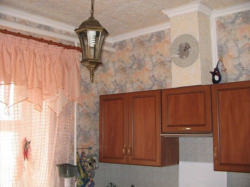 Вентиляционный канал на кухне в квартире