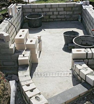 садовая сауна 2