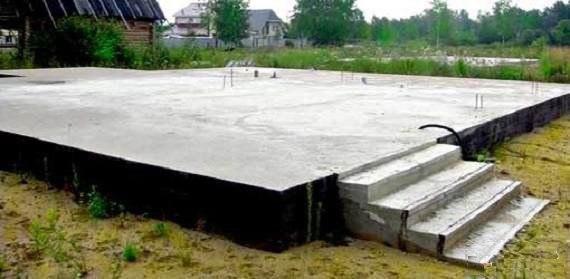 фундамент деревянного дома 4