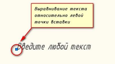 Текст в AutoCAD 6
