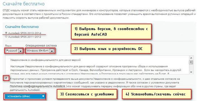 СПДС для AutoCAD 2