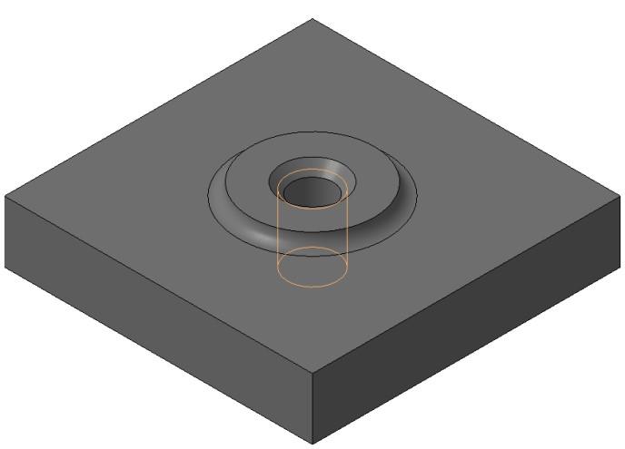 Графические объекты и пересчет параметров в KOMPAS 3D 2