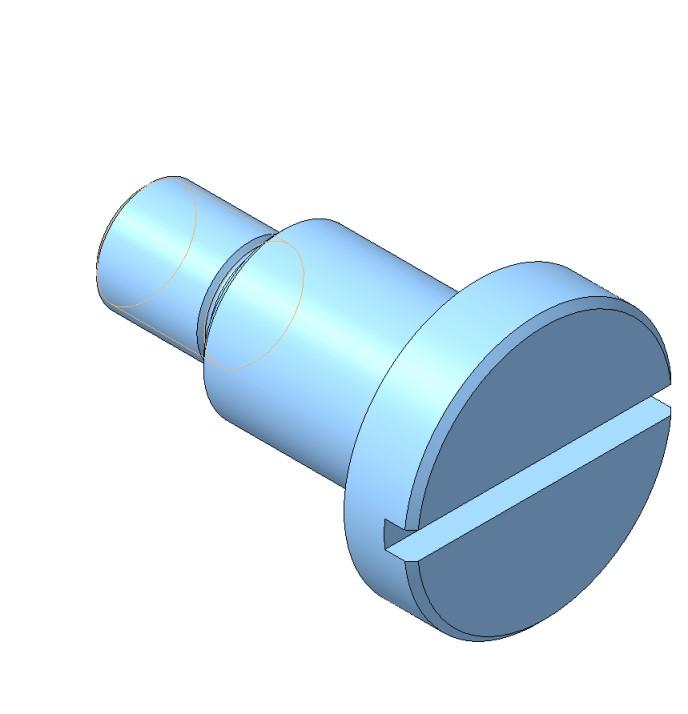 Графические объекты и пересчет параметров в KOMPAS 3D 6