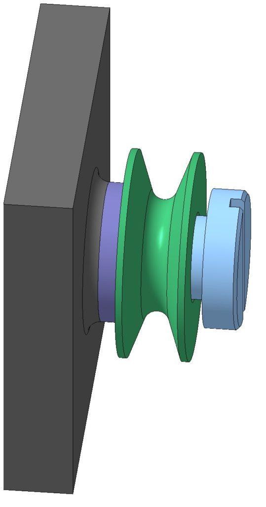 Графические объекты и пересчет параметров в KOMPAS 3D 8