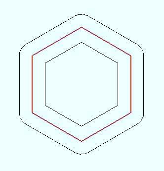 Построение контуров в KOMPAS 3D 4