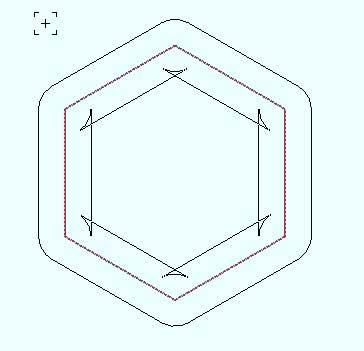 Построение контуров в KOMPAS 3D 6