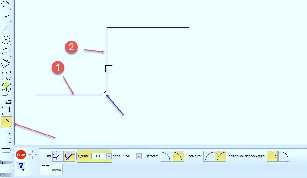 Построение прямоугольников и многоугольников 7