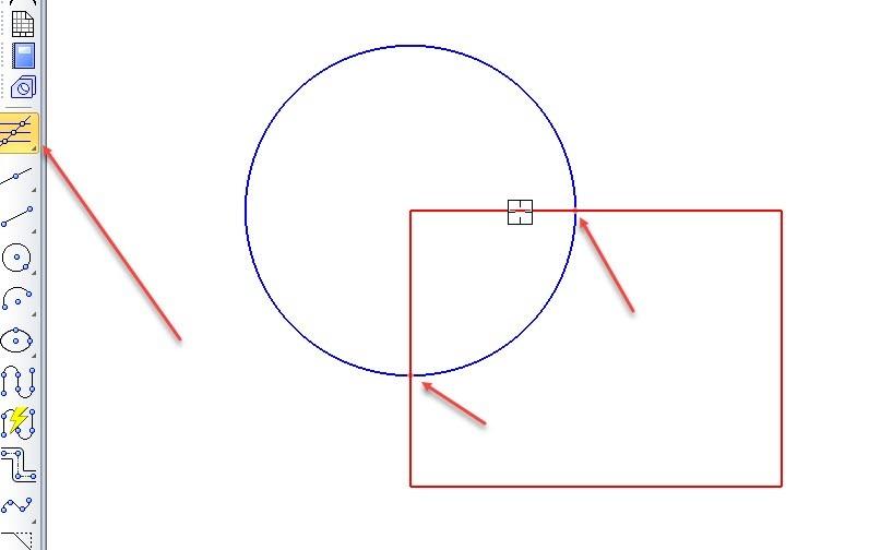Построение точек и вспомогательных линий в КОМПАС-3D 3