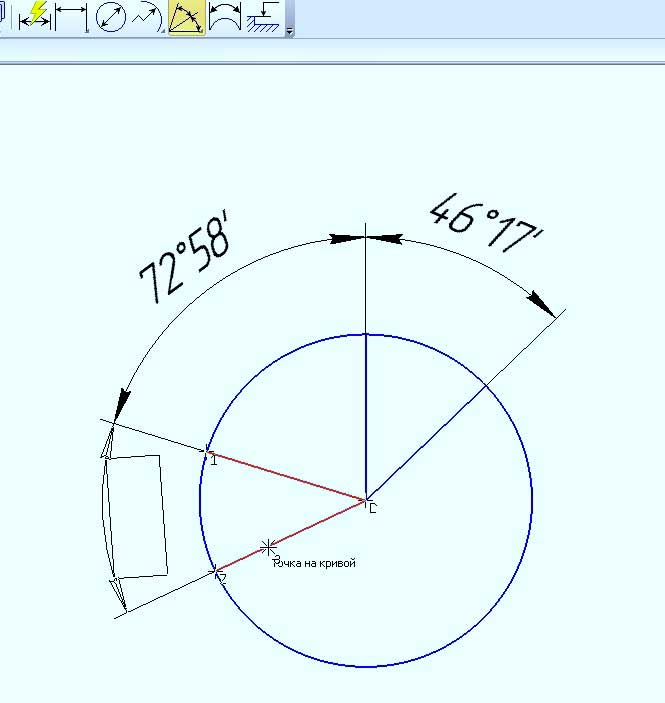 Простановка диаметральных и радиальных размеров 7