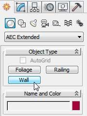AEC Extended в 3ds Max