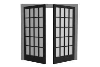 PivotDoor (Навесные) — обычные двери в 3ds Max
