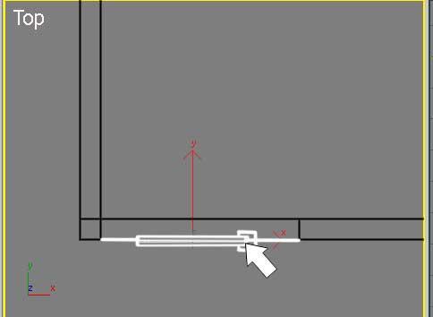 Ширина окна в 3ds Max