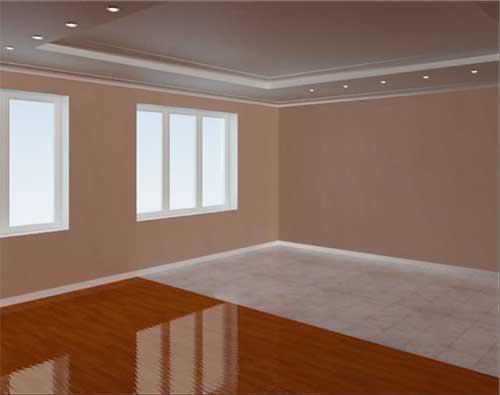 Подбор материалов и текстур для помещения
