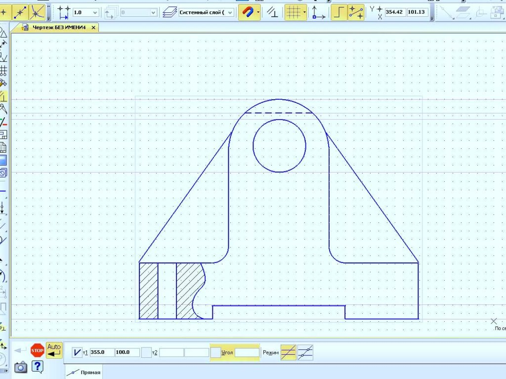 Создание ссылок из символов и двухмерное проектирование 17