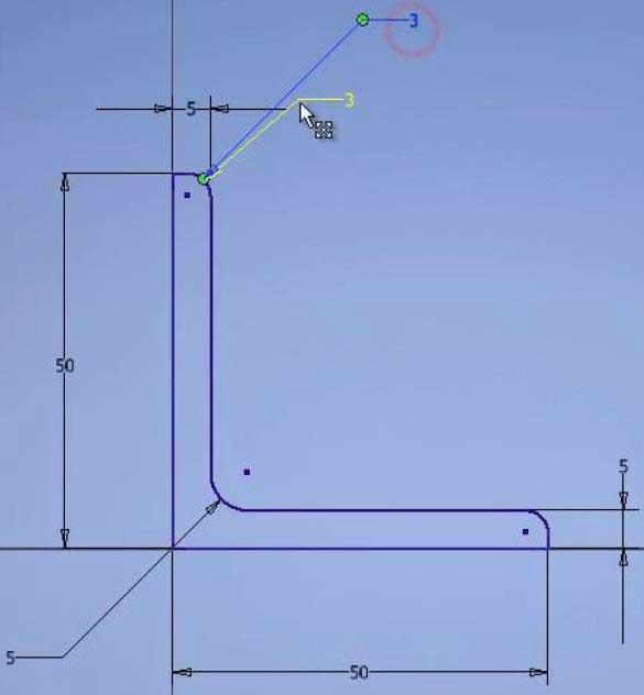 Операция-Сдвиг-и-пружина-в-Inventor-2