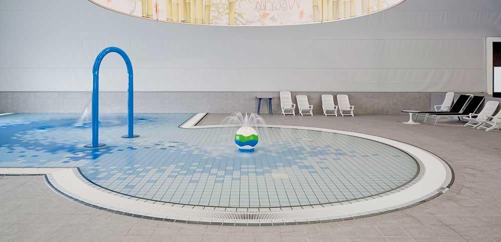 Клинкерная плитка для бассейнов