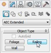 Вкладка Create в 3ds Max