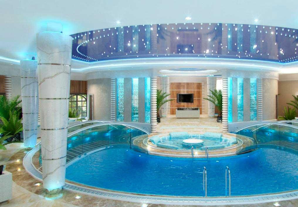 Качественный бассейн