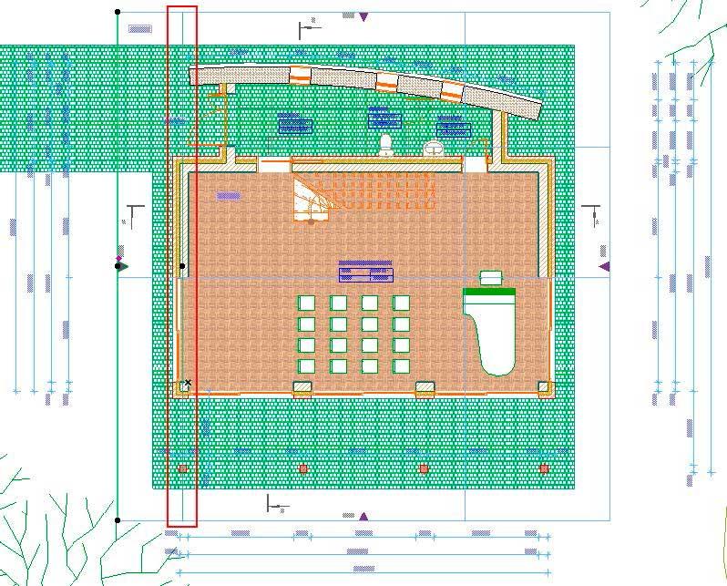Изменение-параметров-чертежей-и-разреза,фасада-в-ArchiCAD-5