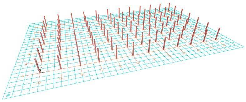 Моделирование-–-Создание-сетки-осей-в-Архикаде-6