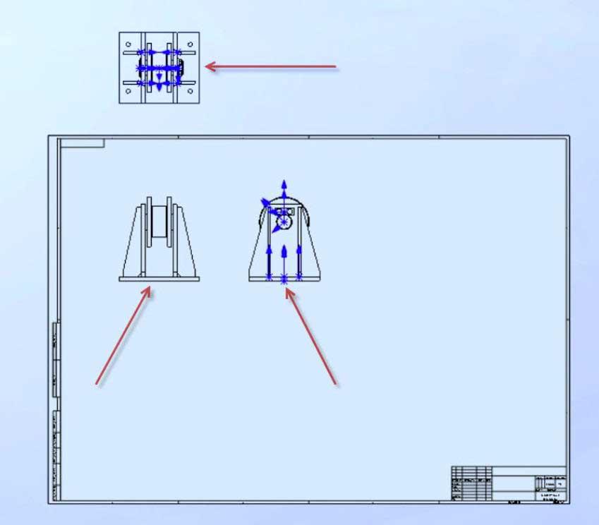 Построение-чертежей-из-3D-модели-15