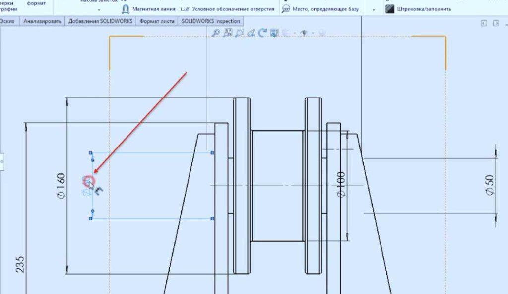 Построение-чертежей-из-3D-модели-27