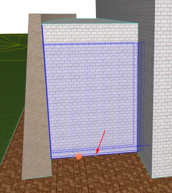 Создание-и-тиражирование-входных-и-раздвижных-дверей-в-ArchiCAD-8