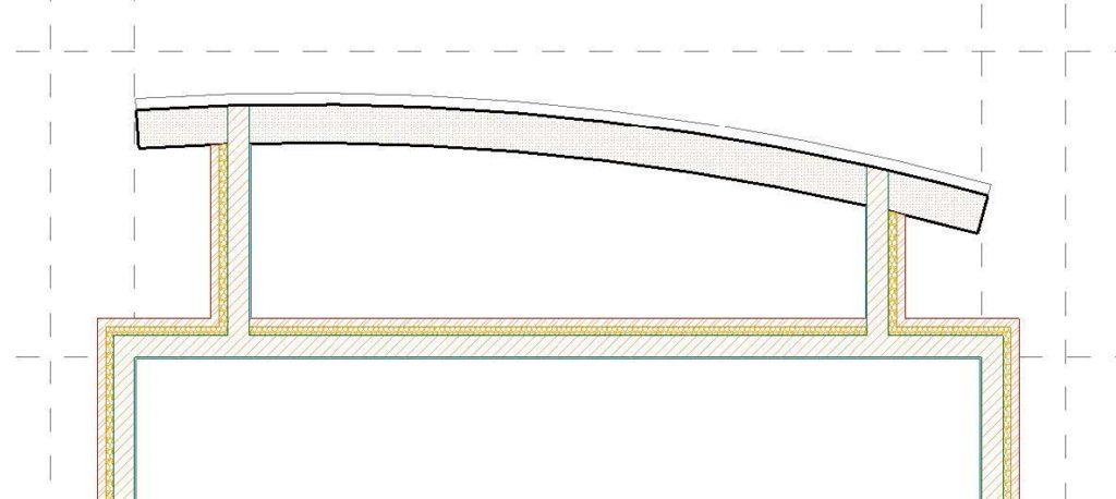 Создание-криволинейной-стены-в-ArchiCAD-10