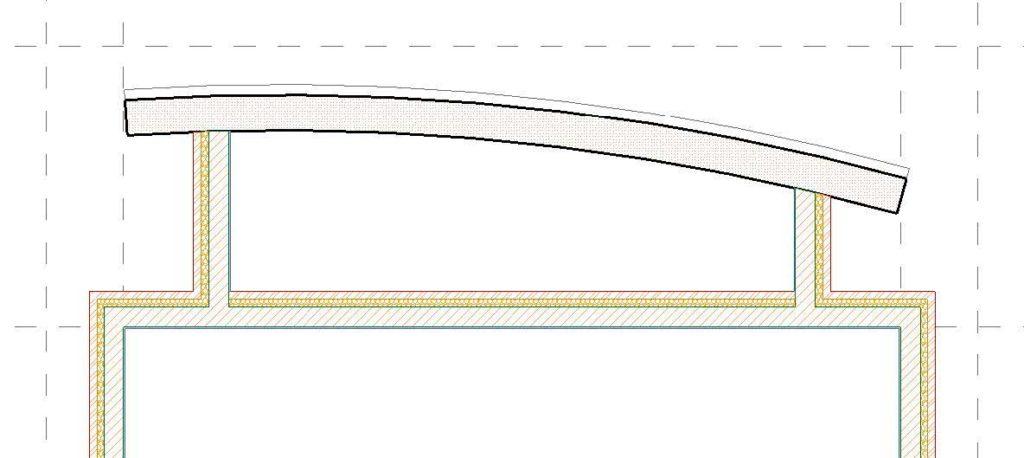 Создание-криволинейной-стены-в-ArchiCAD-11