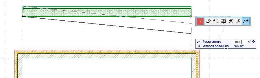 Создание-криволинейной-стены-в-ArchiCAD-6