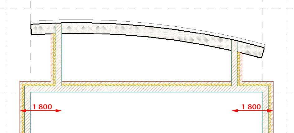 Создание-криволинейной-стены-в-ArchiCAD-9