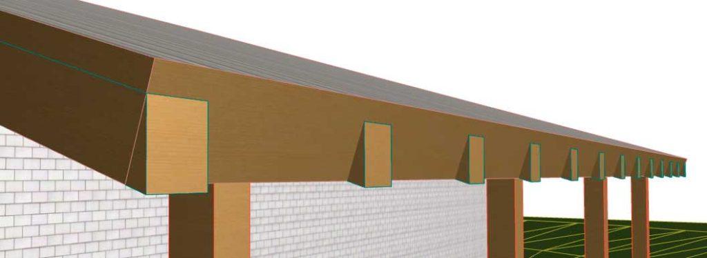 Создание-крыши-в-ArchiCAD-16