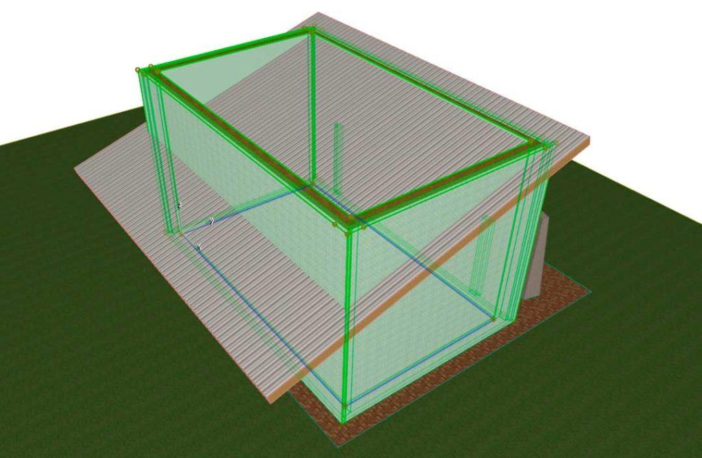 Создание-крыши-в-ArchiCAD-6