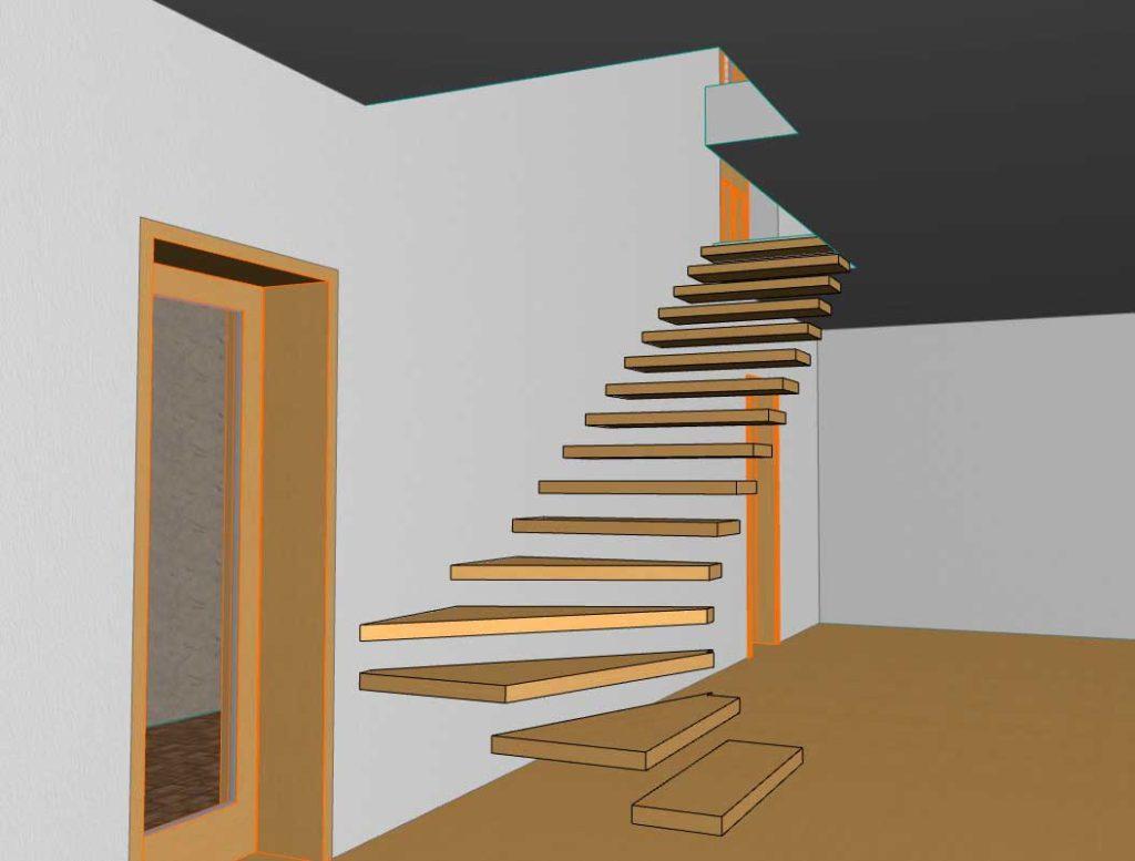 Создание-лестницы-в-ArchiCAD-16
