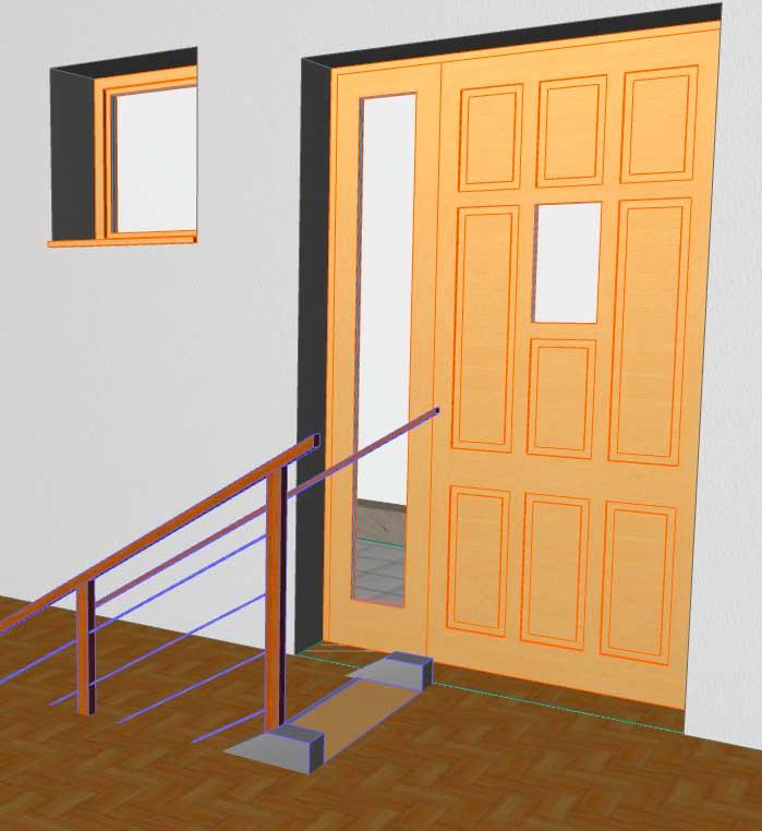 Создание-лестницы-в-ArchiCAD-4