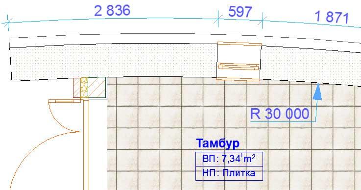 Создание-отметок-уровней-и-радиальных-размеров-в-ArchiCAD-1
