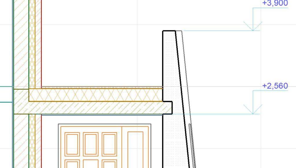 Создание-отметок-уровней-и-радиальных-размеров-в-ArchiCAD-10