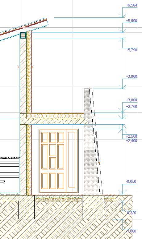 Создание-отметок-уровней-и-радиальных-размеров-в-ArchiCAD-12