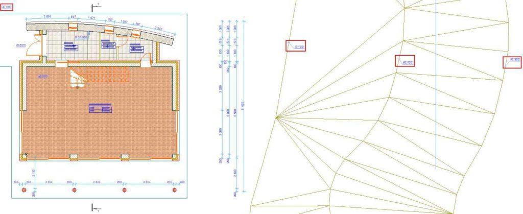 Создание-отметок-уровней-и-радиальных-размеров-в-ArchiCAD-5