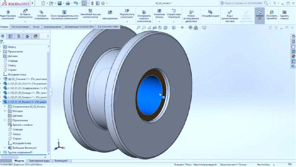 Создание-сборки-в-SolidWorks-27