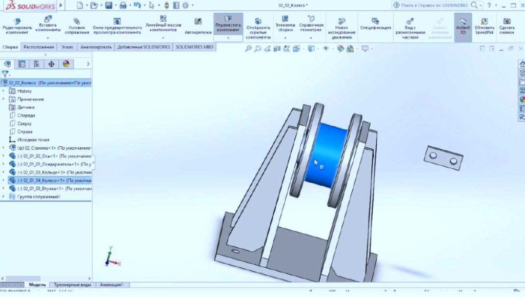 Создание-сборки-в-SolidWorks-28