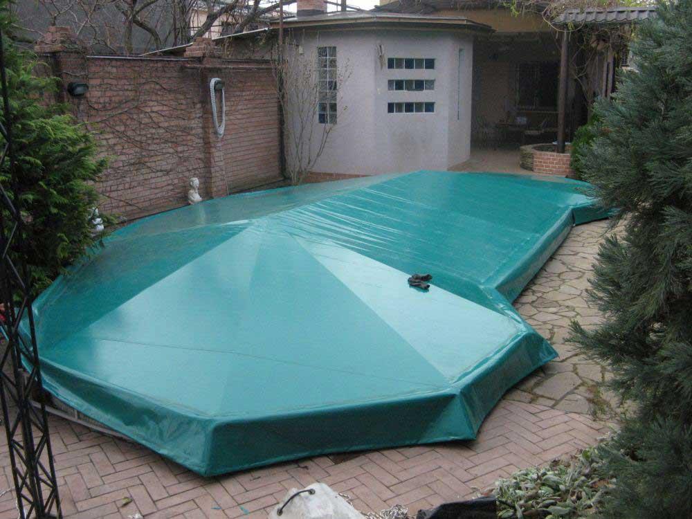 Защита бассейна