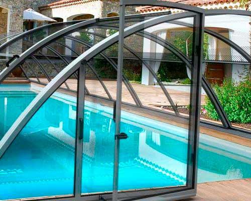 Накрытия для бассейна