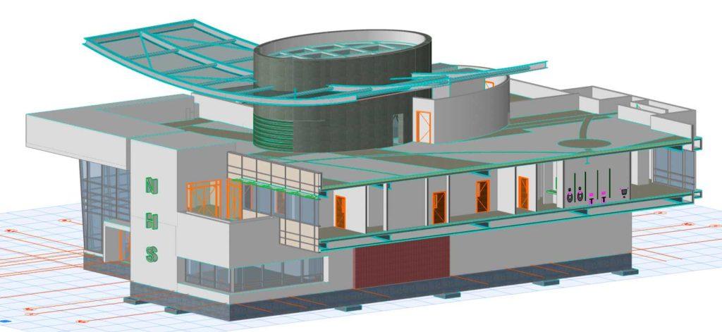 ArchiCAD. Концепция виртуального здания-11