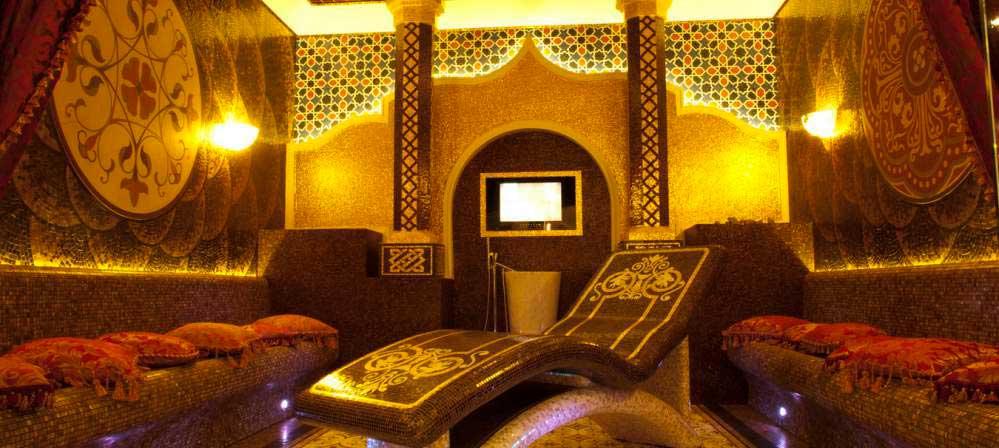 Национальные турецкие традиции для хамам
