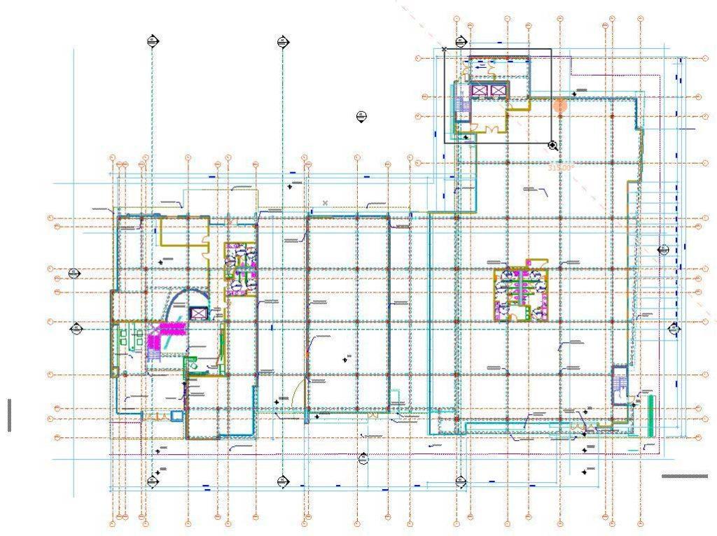 Навигация в ArchiCAD-2