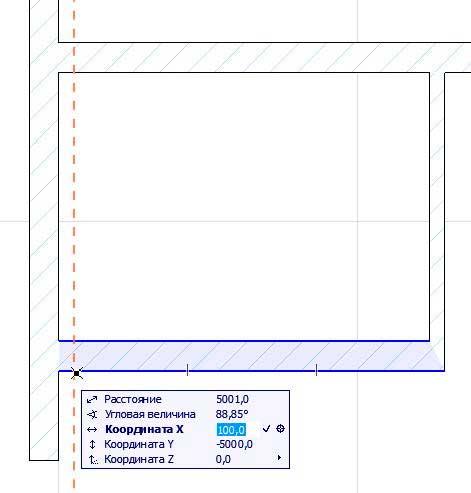 Двери, лестницы, этажи, крыша в ArchiCAD-3