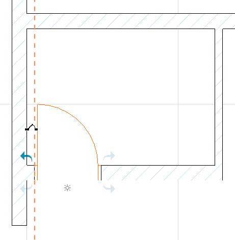 Двери, лестницы, этажи, крыша в ArchiCAD-4
