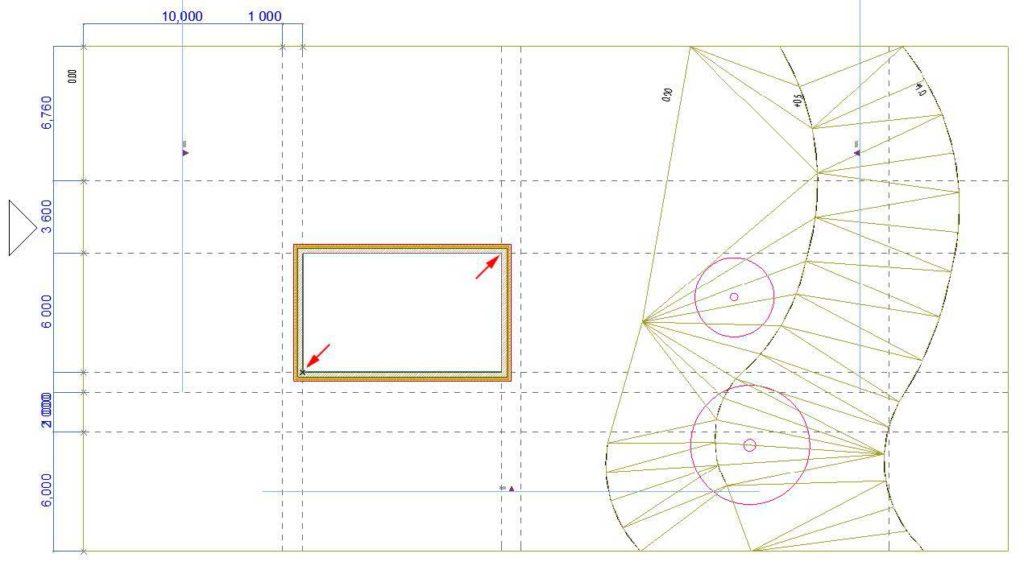 Моделирование основных конструкций в ArchiCAD-6