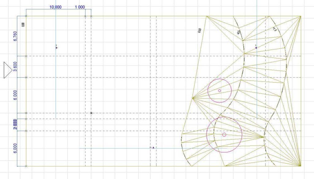 Моделирование ландшафта в ArchiCAD-7